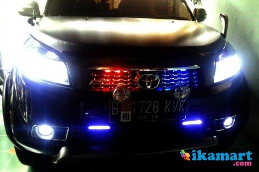 jual terios tx mt 2770 facelift rush 2010 hitam variasi
