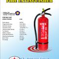 Tabung pemadam api POWDER 6 Kg Murah