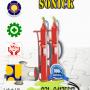 Alat Tabung Pemadam Api Kebakaran Portable Trolley Murah Berkualitas