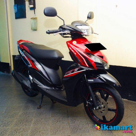 Modifikasi Motor Mio Gt 2014