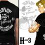 T-Shirt TFOA - Kode H3