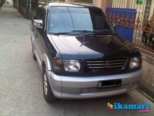 Jual Mitsubishi Kuda Bensin 16 SE Th 2000