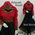 Dress PRINCESS +shawl