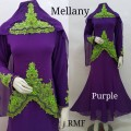 Gamis Mellany With Shawl Part 1