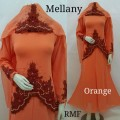 Gamis Mellany With Shawl Part 2