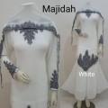 Gamis Majidah White
