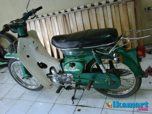 Jual Honda C70 Pitung Motor