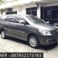 Toyota Grand Innova 2014 2.0 V AT.Surabaya.km 9 ribu