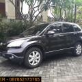 Honda CRV AT/ 2.4.Rawatan User Pribadi.Surabaya