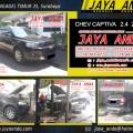 Bengkel Khusus perbaikan onderstel Mobil di SURABAYA. Bengkel JAYA ANDA Ngagel Timur 25
