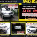 BENGKEL JAYA ANDA Spesialis ONDERSTEL Mobil Di Surabaya.Bergaransi