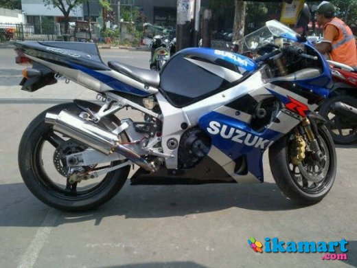 Harga Aksesoris Suzuki Gsxr