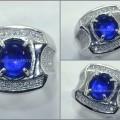 Exclusive Royal Blue SAFIR Body Glass - SPS 272