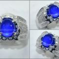 Batu Mulia Royal Blue SAFIR, Body Glass - SPS 276
