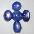 Natural No Heat Blue SAFIR Star. Lot Murah - BSS 131