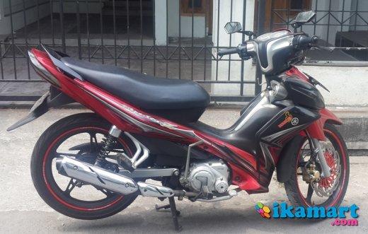 Jual Yamaha Jupiter Z 2011 CW Red ...