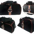 Tas Harley Davidson Emblem Reflective Stripe Bag.50x23x30