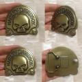 Sabuk Buckle Skull Huge & Heavy Harley