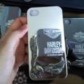Casing IPhone 4 Harley Logo