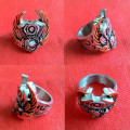 Cincin Engine Wings Stainless Steel