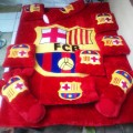 Karpet Bulu Club Sepakbola Bahan Rasfur