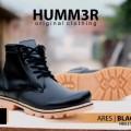 Sepatu Boots Pria Humm3r Ares