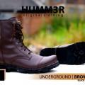 Sepatu Boots Pria Humm3r Underground