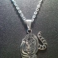 T01-023 Full Tiger Necklace