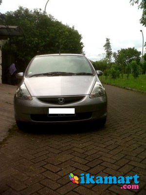jual honda jazz 2006 idsi matic new mdl s.record mugen
