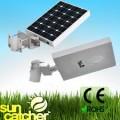 Lampu Jalan ALL IN ONE 8 Watt, Lampu PJU Solar Cell ALL IN ONE System, Supplier Lampu Jalan Solar Cell di Banjarbaru, Pe