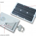 INTEGRATED SOLAR STREET LIGHT 15 WATT, LED CHIP BRAND EPISTAR, OPTIMA-AN-ISSL15 WATT