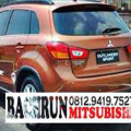 Dp Minim Mitsubishi Outlander Sport Keren Tanpa Batas Waktu....!!