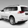 Mitsubishi Pajero Sport Exceed 2010 Merah At,solar....!! 2015