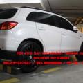 Paket Kredit Mitsubishi Outlander Px  Merah Marun....!!