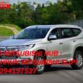 Paket Kredit Dp Ringan Mitsubishi Pajero Sport....!!
