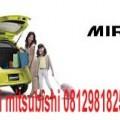 Promo Mitsubishi Mirage Exceed Matic 1200cc Silver Dp minim