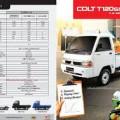 Promo Diskon Besar Mitsubishi  Colt T120SS Pickup  2017 Terbaru 003