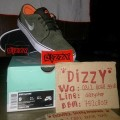 Nike Satire SEQUOIA Base Grey Orange Original BNIB