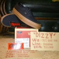 Vans Off The Wall Era Black Classic Gum Original BNIB