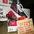 Vans Off The Wall Sk8Hi Pro Classic Dustin Dollins Original BNIB