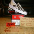 Vans Off The Wall Classic Slip On Checkerboard Black White Original BNIB