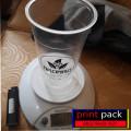 Sablon/Cetak Logo Gelas Thai Tea (GELAS CUP PLASTIK PP)14oz 7grm