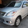 Avanza G 1.3 VVTi Matik th 2011 asli DK Low km