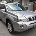 Nissan X-Trail type XT 2.5 X-Tronic Matik CVT Tiptronic 6 Speed th 2011 asli DK istimewa