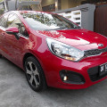 All New KIA Rio 1.4 Manual CCVT pemakaian Januari 2015 asli DK Low km