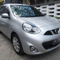 All New Nissan March XS Matik th 2015 asli Bali Dual Airbag ABS