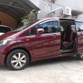 Honda Freed PSD Matik th 2009 asli Bali Low km