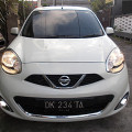 Nissan March 1500cc Manual CBU Keyless Entry pmk 2015 asli Bali