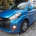 Grand New Sirion Facelift 1.3 VVTi Automatik th 2015 asli Bali Airbags