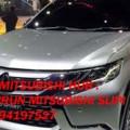 Paket Kredit Mitsubishi Pajero Sport At Hitam....!!